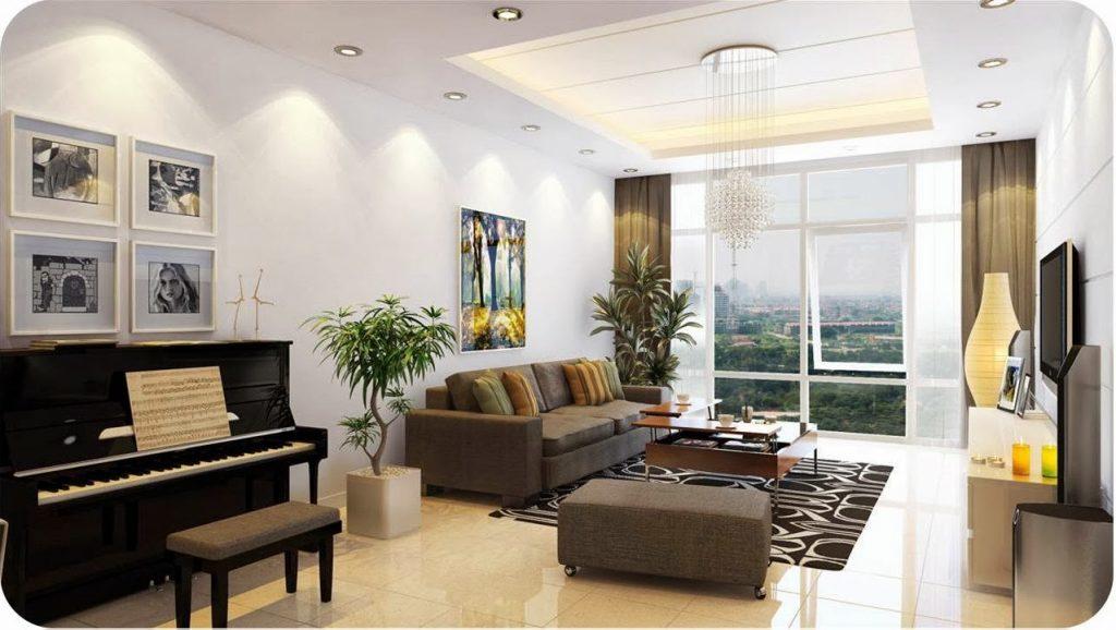 Nhiệt độ màu của đèn đối với tổng thể hiệu quả nội thất