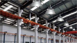 đèn LED highbay nhà xưởng